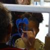 """Atelier tout-public """"Sourires, reflets et empreintes"""" avec Marc Daniau"""