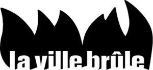 La ville brule logo