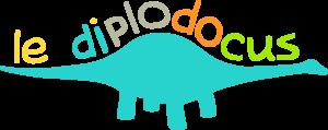 Le diplodocus logo