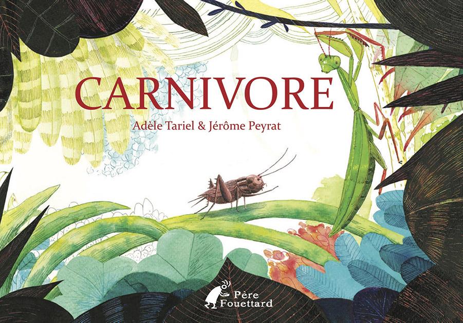 Couverture Carnivore2