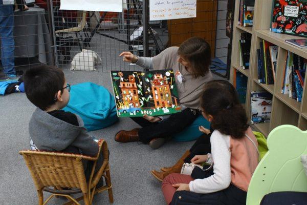 Du 1er mars au 4 avril 2021, les bénévoles du salon du livre de jeunesse, les libraires partenaires et les médiathécaires vous ont offert une lecture par soir.