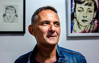 De septembre 2018 à mars 2019, Marc Daniau, illustrateur et auteur, invité déjà deux fois sur le salon, est en résidence pour l