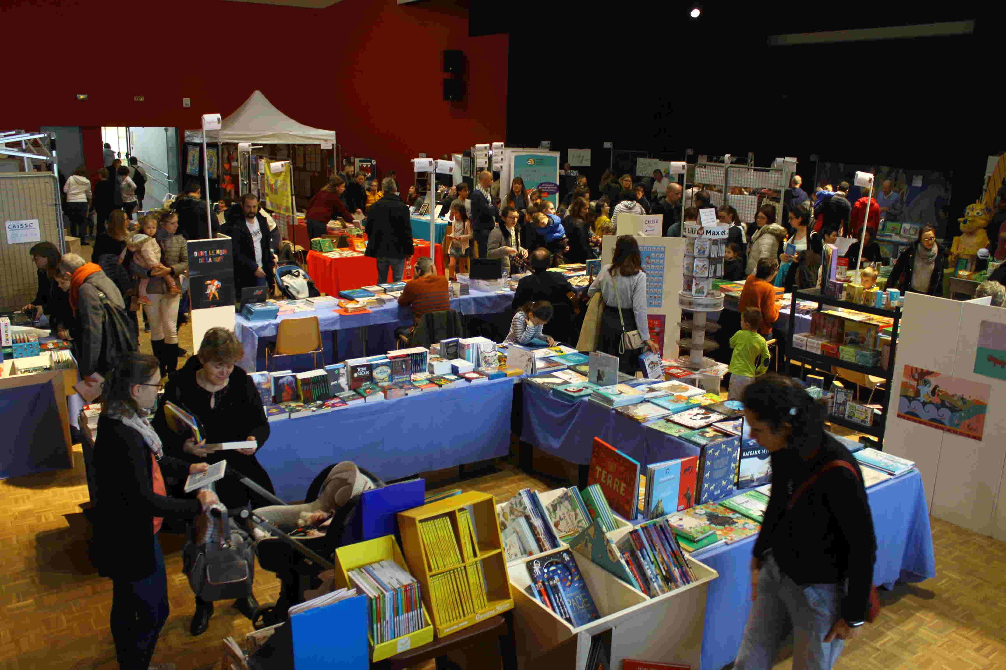 La 20e édition du salon du livre de jeunesse a fermé ses portes le dimanche 17 mars après 7 jours de festivités hauts en livre,fortede plus de 7 300 visiteurs.