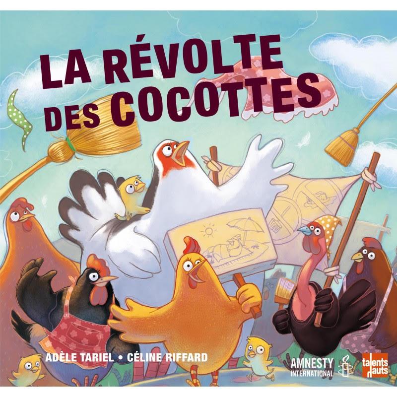 Couverture La révolte des cocottes