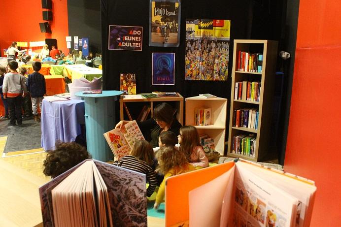 La 22e édition du salon du livre de jeunesse à Saint-Germain-lès-Arpajon se déroulera du 1er au 7 mars prochains.