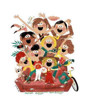 Si on chantait est un roman qui fait du bien à maints égards, à l'image de ces comédies de Noël dont on pressent l'issue heureuse sans pour autant éviter de vibrer pour ses héros.
